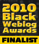 Black Weblog Awards Finalist-Best Cooking Blog